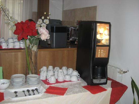 Hotel Antico Acquedotto: kahvaltı5