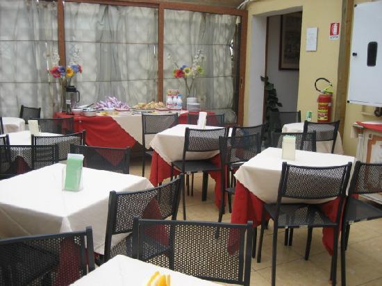 Hotel Antico Acquedotto: kahvaltı6