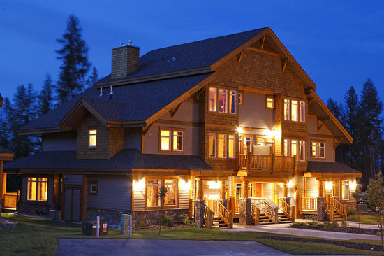 Northstar Mountain Village Resort: spacious Premier mountain townhomes