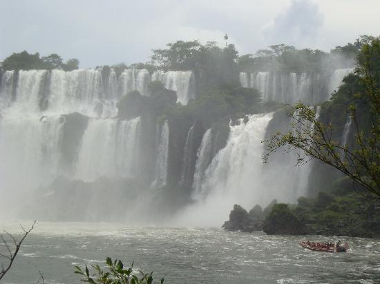 Hotel Jardín de Iguazú: Argentina side of falls