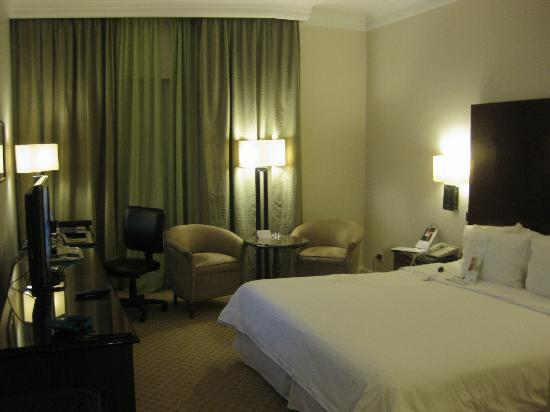 NH Collection Plaza Santiago : Room