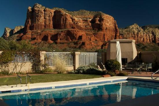 Canyon Villa Bed and Breakfast Inn of Sedona: Courthouse Rock