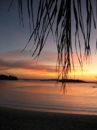 Half Moon Beach-sunset