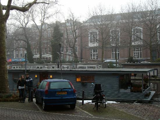 PhilDutch Amsterdam Bed and Breakfast: esterno casa