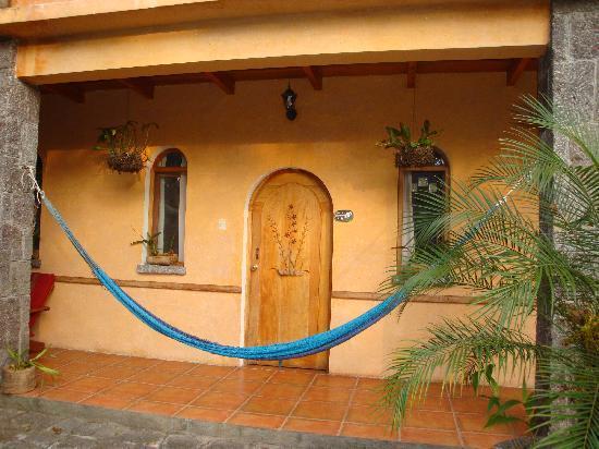 Santiago Atitlan, Guatemala: Casa Orquidea room #18