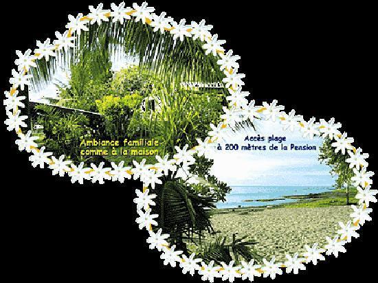 Pension Te Miti: A 200m de la plage de Tahiti