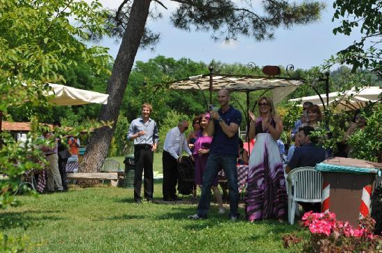 Borgo Santa Maria: Il Ricevimento