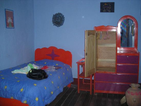 Hostal Magico: Mi cuarto!