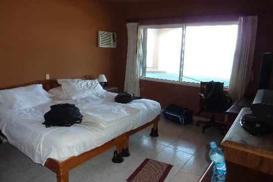 Casa Roca Caribe: Master bedroom