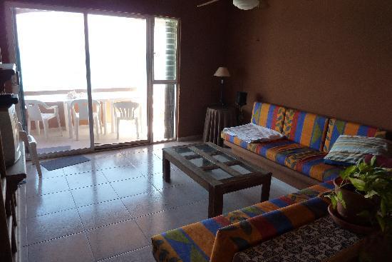 Casa Roca Caribe: Living room