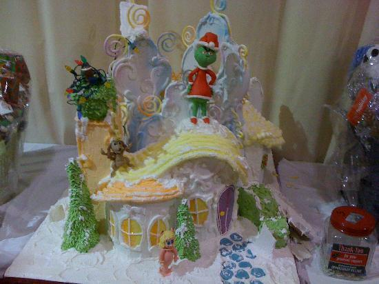 Magical Forest: Gingerbread hoo house