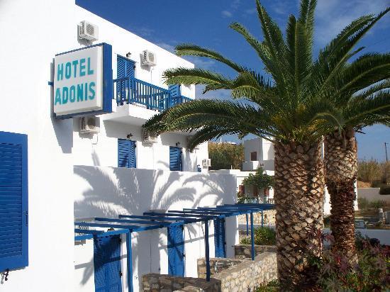 Adonis Hotel, Apollon Naxos
