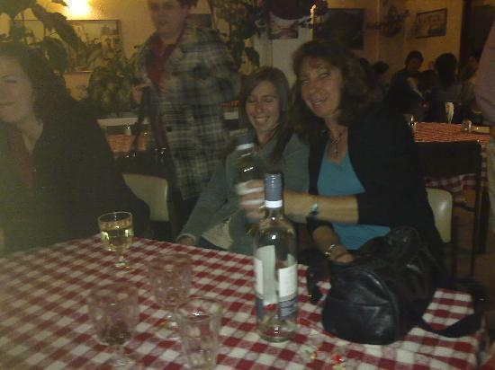 Casa Nostra Pizza & Spaghetti House: Another work outing