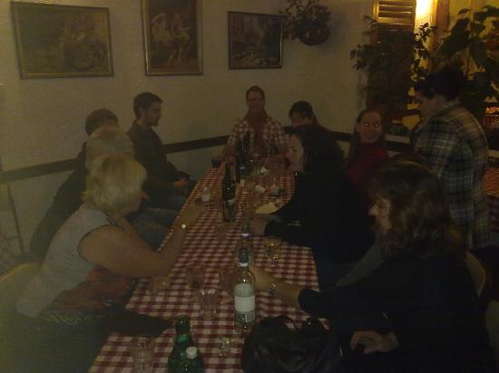 Casa Nostra Pizza & Spaghetti House: More of the Party