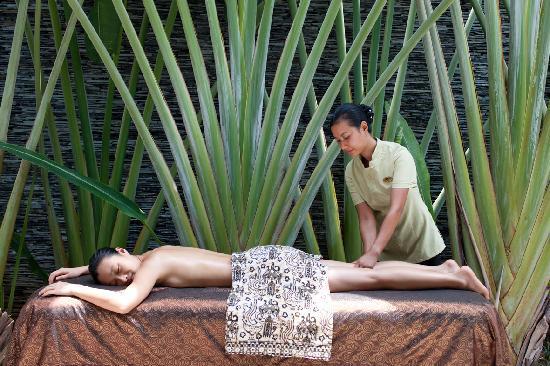 The Spa at Mandarin Oriental, Sanya: Spa Treatment