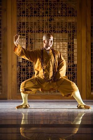 The Spa at Mandarin Oriental, Sanya: Shaolin Kung Fu Master