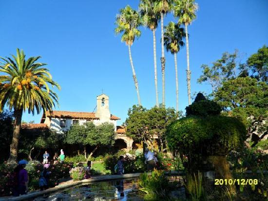 Orange County, Kaliforniya: Mission in San Juan Capistrano