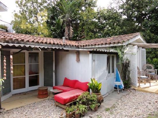 La Lomita del Chingolo B&B: Garden rooms