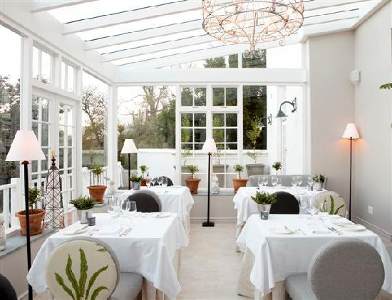 The Cellars-Hohenort: The Greenhouse