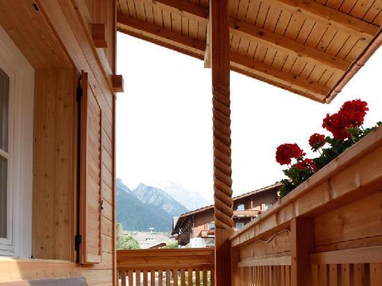 Mountain Residence Christophorus: Balkon