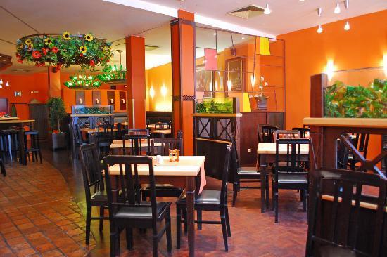 Askania Hotel: Restaurant