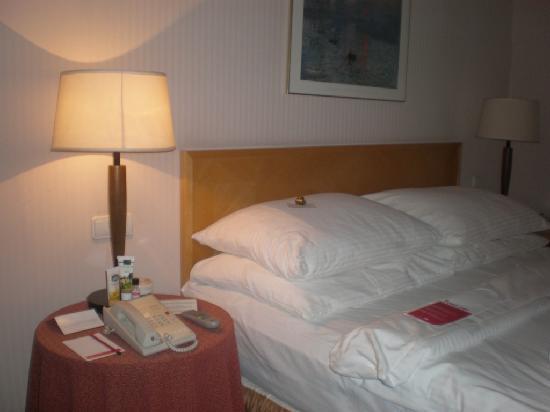 Ramada Plaza Astana: cosy room