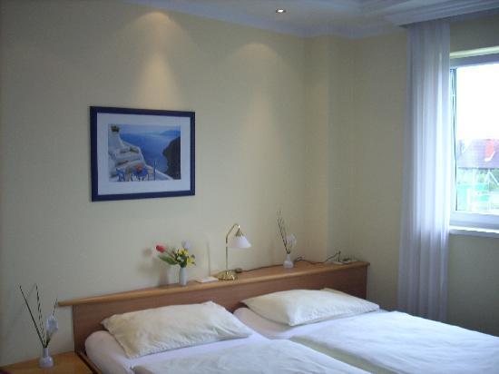 Hotel CenterCourt: Zimmer