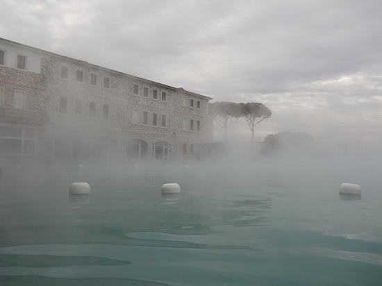 Terme di Saturnia Spa & Golf Resort: Therme