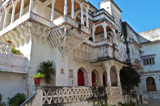 Castle Bera, Bera, Rajasthan: A view of the property