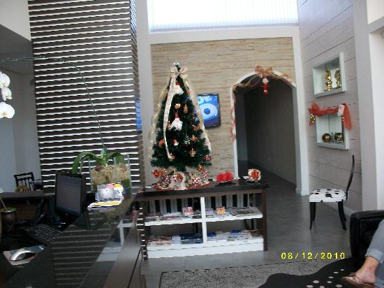 Jaguarao, RS: Eingangsbereich