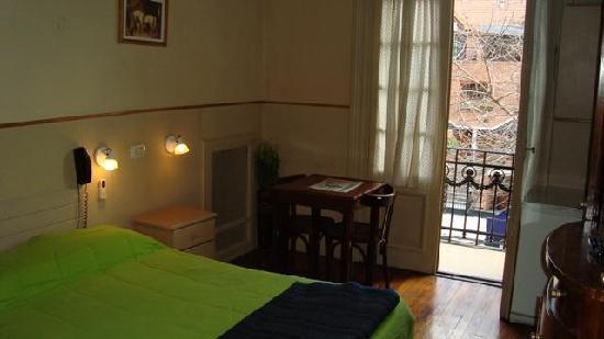 Hotel De la Rue : Habitacion Triple