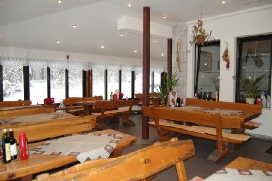 Apartments Don Andro: Pizzeria and spagheteia Don Andro Bohinj