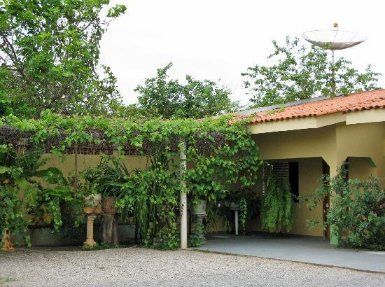 Hotel La Barca : Courtyard