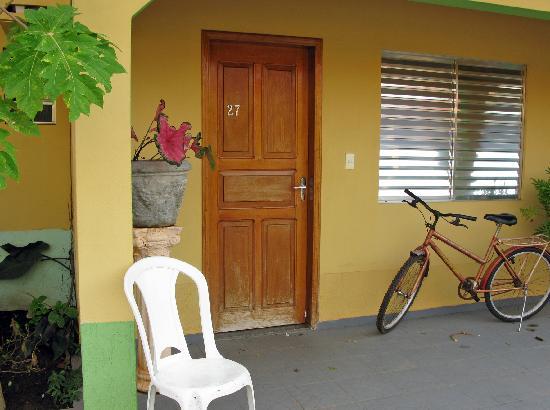 Hotel La Barca : My room