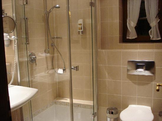 Hotel Zur Post : bagno