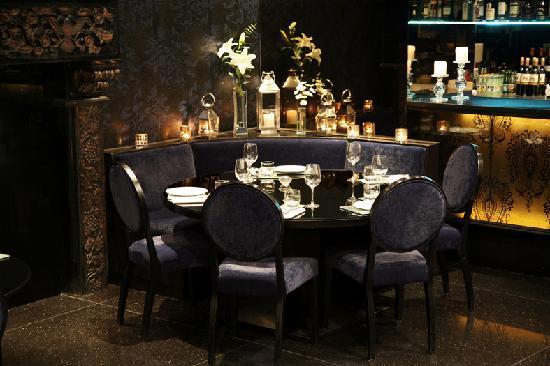 La Brasserie Mayfair: Round Table