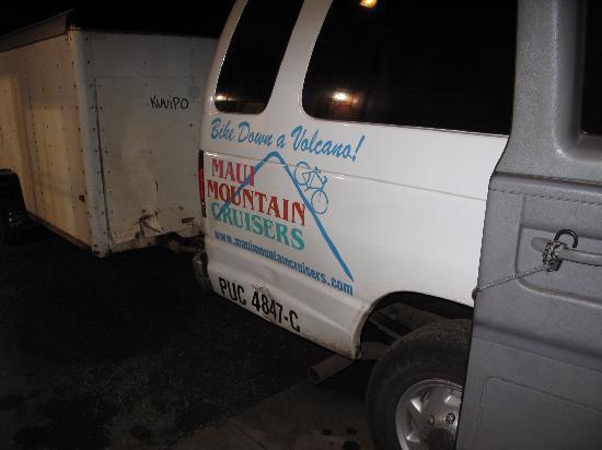 Paia, Χαβάη: Pick up Van