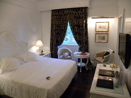 Hotel Majestic Roma: Deluxe Room