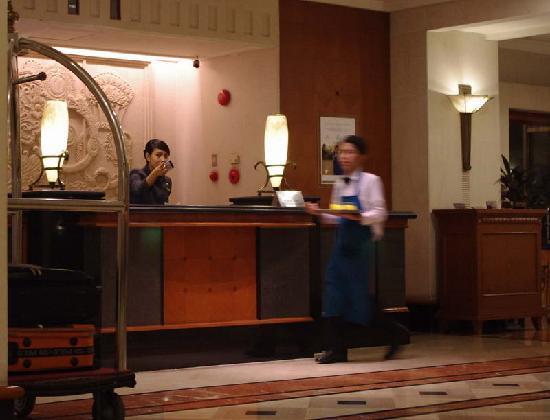 Somerset Grand Citra: lobby