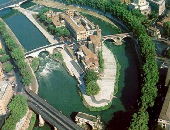 Hello Trastevere : dove siamo
