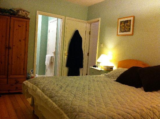 Fern Tor: Our Bedroom