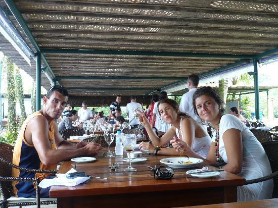 Portobello Resort & Safari: Restaurante