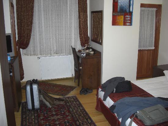 Berce Hotel: Zimmer 2