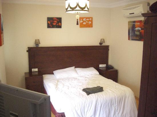 Berce Hotel: Zimmer 3