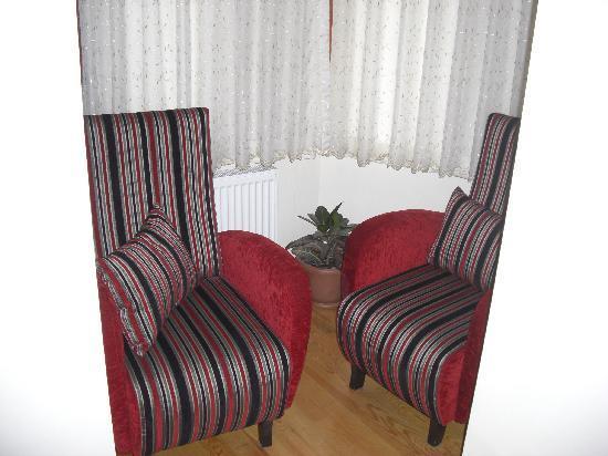 Berce Hotel: Zimmer 4