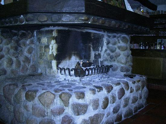 Heide Hotel Hildfeld: Kamin