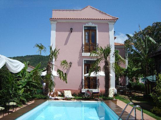 Hotel Boutique Quinta das Videiras: casa elegante