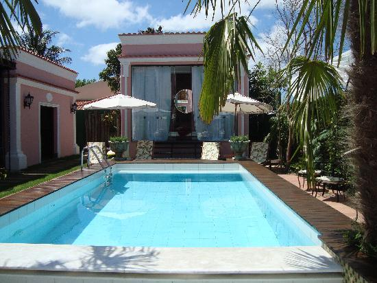 Hotel Boutique Quinta das Videiras: piscina