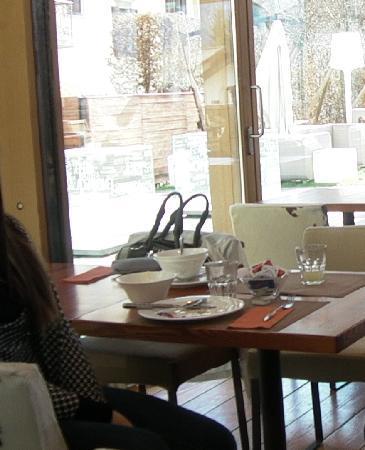Castione della Presolana, อิตาลี: realx dopo colazione...