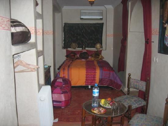 Riad El Ambar : Chambre